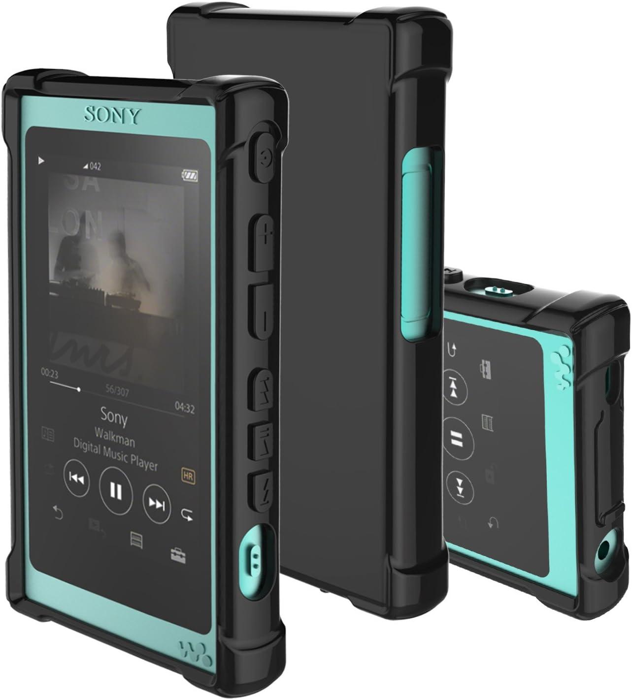 Inorlo Tpu Tasche Hülle Case Cover Für Sony Walkman Elektronik