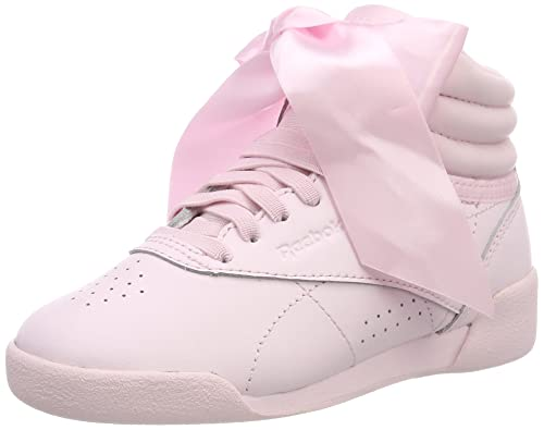 Reebok Cn2026, Zapatillas de Gimnasia para Niñas, Rosa (Porcelain Pinkskull Grey), 30.5 EU