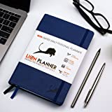 Best Daily Planner for Productivity & Happiness - Daily - Weekly - Monthly Planner - Schedule & Appointment System Notebook - Goals Planner - Agenda - Diary - Undated - Hardcover