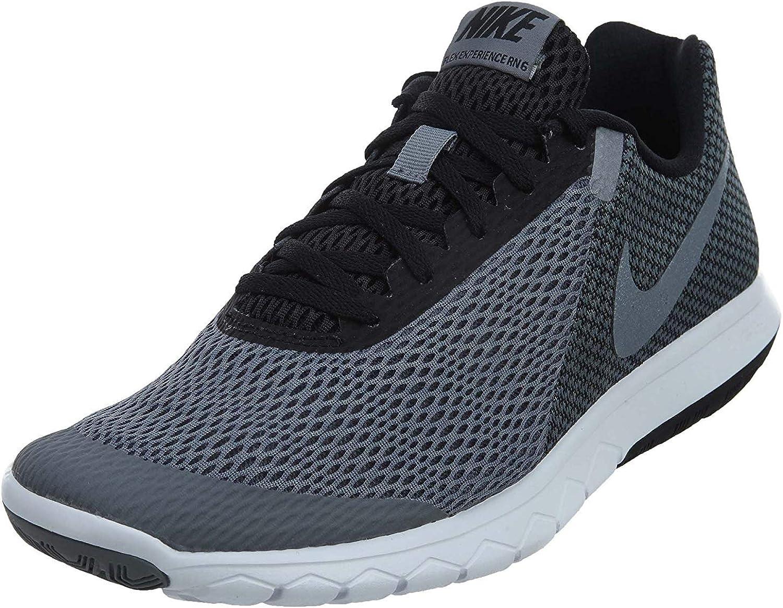 Nike Mens Flex Experience RN 6 Running Shoe (Cool Grey Mtlc Grey Wht Blk, 11 M US)