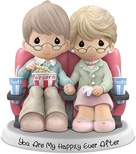 The Hamilton Collection Precious Moments You are My Happily Ever After Figurine Bradford Exchange