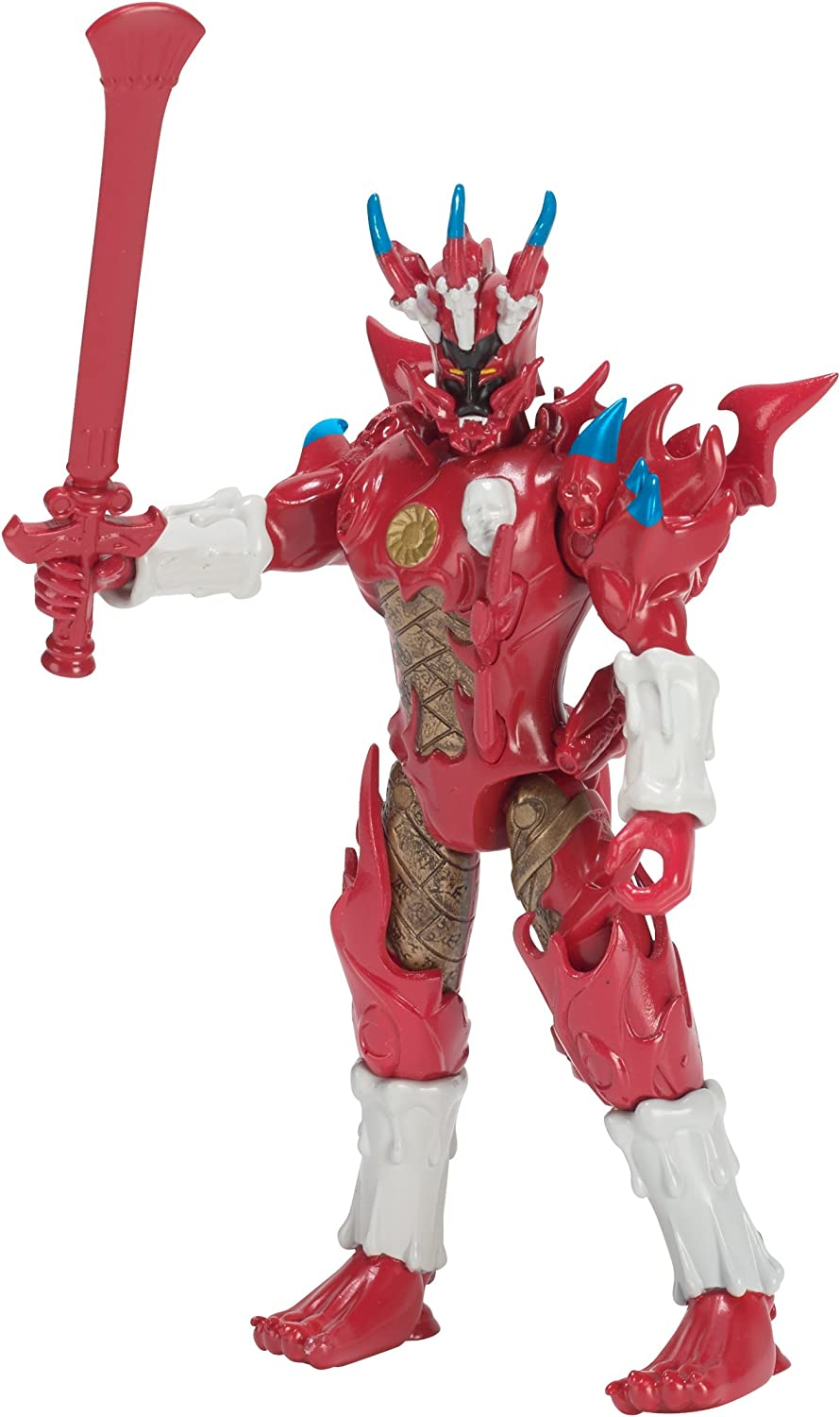 """4/"""" Red Ranger Action Figure  … Power Rangers Dino Charge"""