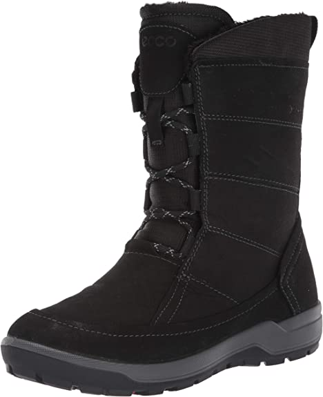 ECCO Sport Trace Hydromax Boot Women's Boots Black | Boots