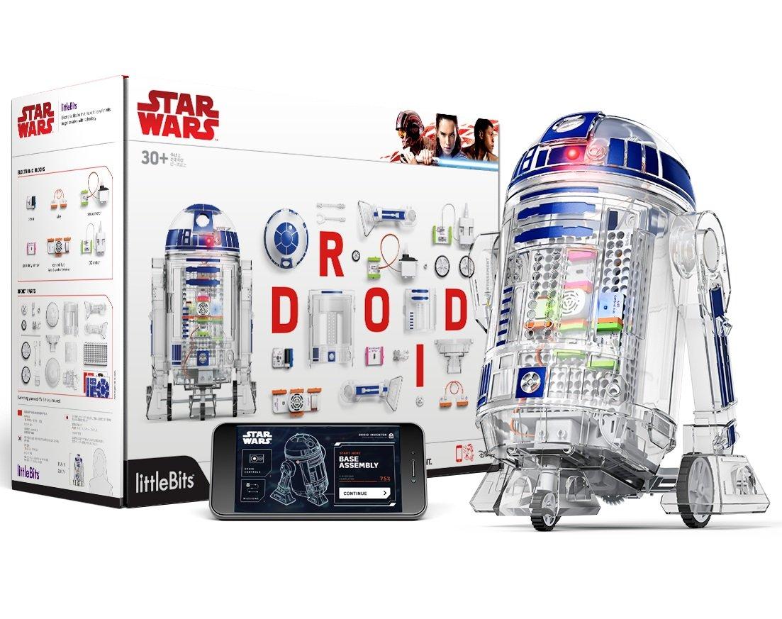 Star Wars Droid, Kit per Inventori di Droidi