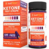 Ketone Keto Urine Test Strips. Lose Weight, Look & Feel Fabulous on a Low Carb Ketogenic or HCG Diet. Get Your Body Back! Accurately Measure Your Fat Burning Ketosis Levels (1 BOTTLE)