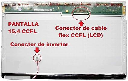 tecla2xtatil PANTALLA COMPATIBLE DE Y PARA PORTATIL ACER ASPIRE 5715Z-3A1G12Mi 15,4 LCD