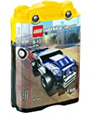 LEGO - 8194 - Jeu de Construction - Racers - Le Stock-car