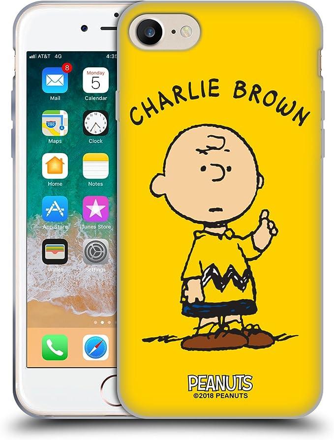 Head Case Designs Offizielle Peanuts Charlie Brown Elektronik