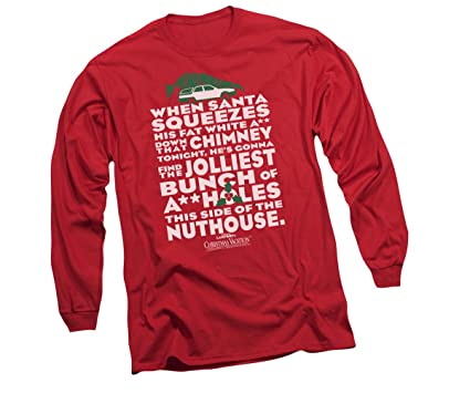 Christmas Vacation Shirts.Jolliest Bunch Of Christmas Vacation Long Sleeve T Shirt