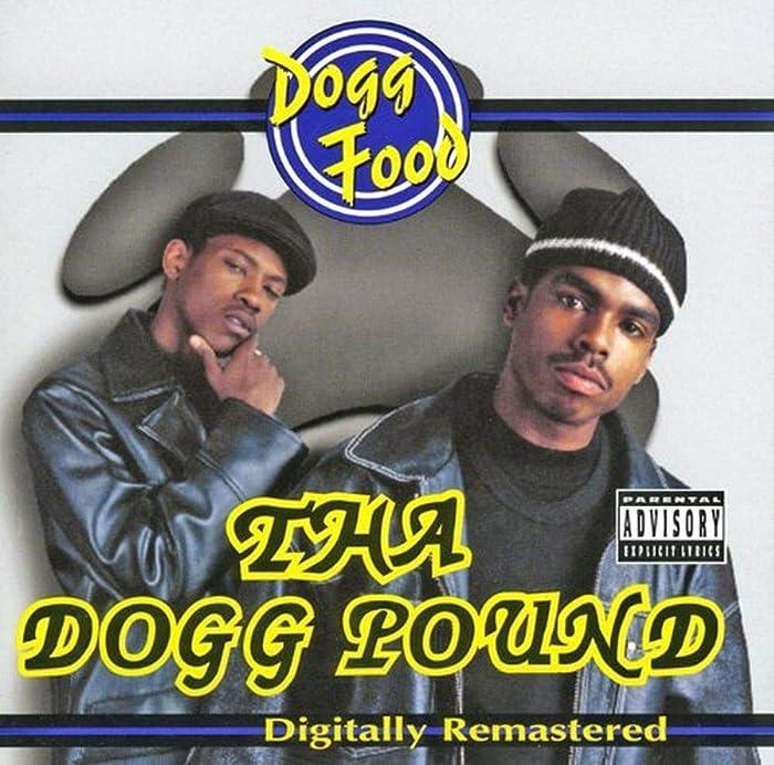 Top 8 Tha Dogg Pound Dogg Food Lp