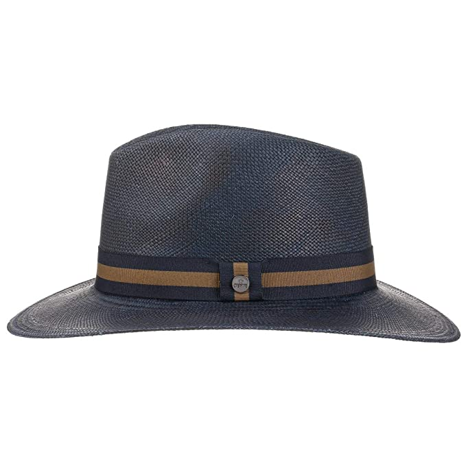Lierys Sombrero Panamá Blue Travel by Mujer/Hombre | Made in ...