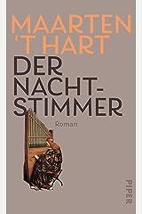 Der Nachtstimmer: Roman (German Edition) Kindle Edition