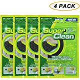 Keyboard Cleaner Universal Cleaning Gel for PC Tablet Laptop Keyboards, Car Vents, Cameras, Printers, Calculators 80g/Bags(4 Bags)