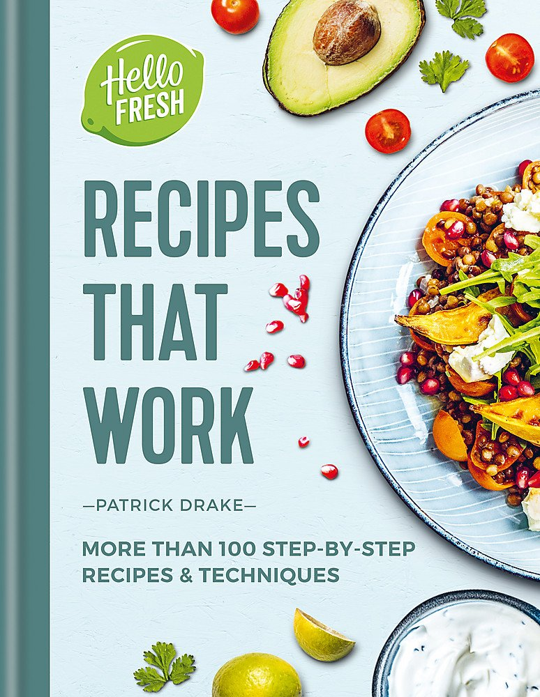 Hello Fresh Recipe Book - Questions