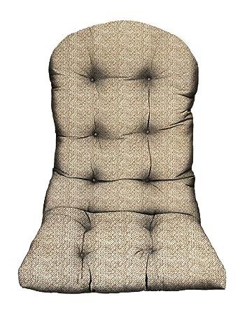 Amazon.com: RSH DECOR - Cojín para silla de interior ...
