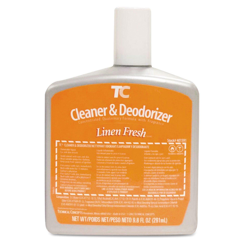 TC 401532 AutoClean Cleaner & Deodorizer Refill - Mandarin Orange (6/CA)