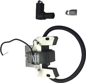 ENGINERUN 298502 Ignition Coil Module Magneto for Briggs & Stratton 2 to 4 HP Engines 395488 697036 Stens 460-014 Oregon 33-362 298502