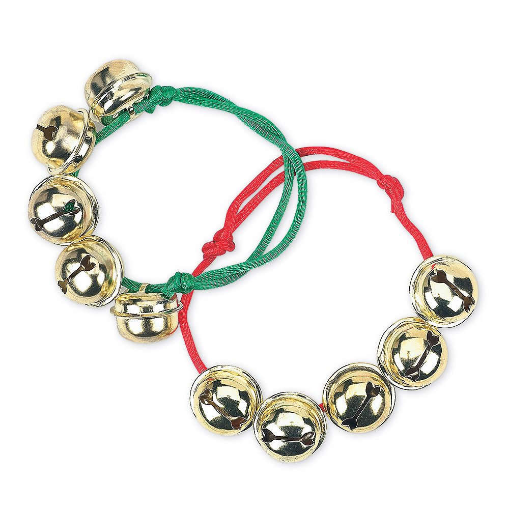 SmileMakers 48 Jingle Bell Bracelets