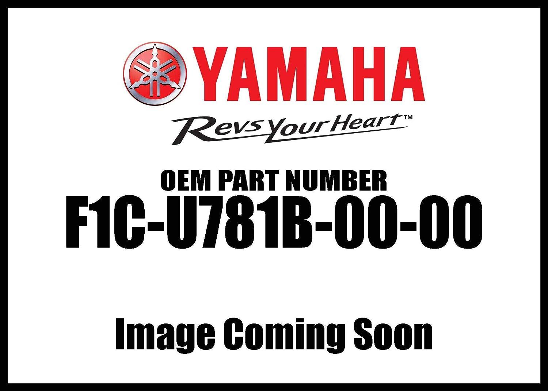 Yamaha F1C-U781B-00-00 HOLDER PIPE 1; F1CU781B0000