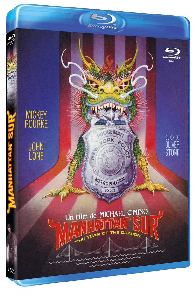 Manhattan Sur BD 1985 Year of the Dragon [Blu-ray]