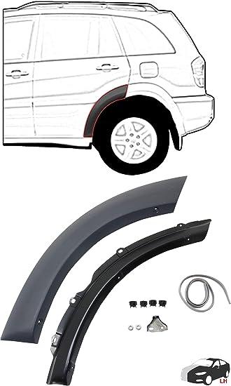 Fender For 2001-2005 Toyota RAV4 Front Right Primed Steel