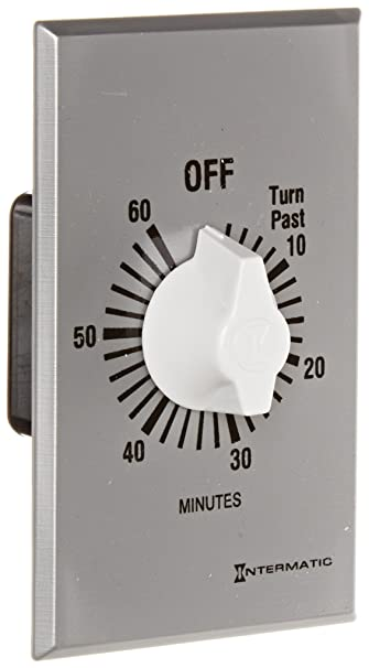 718egDh78iL._SY606_ intermatic ff360m 60 minute spring loaded wall timer, brushed  at soozxer.org