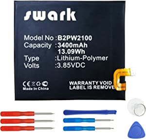 Swark New Replacement Battery Compatible with Google Pixel XL 5.5