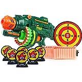 Elektrisches Pfeil-Gewehr Dart Waffe Strike Soft-Air Soft-Pfeile Blaster Pfeil Maschinen-Gewehr automatisch Air-Soft Kinder-Spielzeug Pistole Zielscheibe