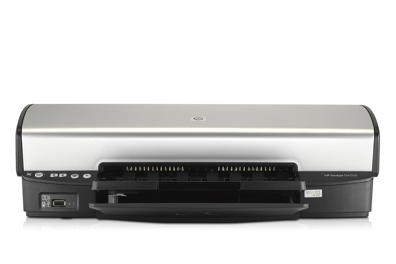 HP Impresora de inyección de tinta en color HP Deskjet D4260 ...