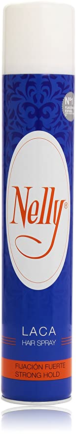 Nelly - Laca Hair Spray - Fijación fuerte - 400 ml
