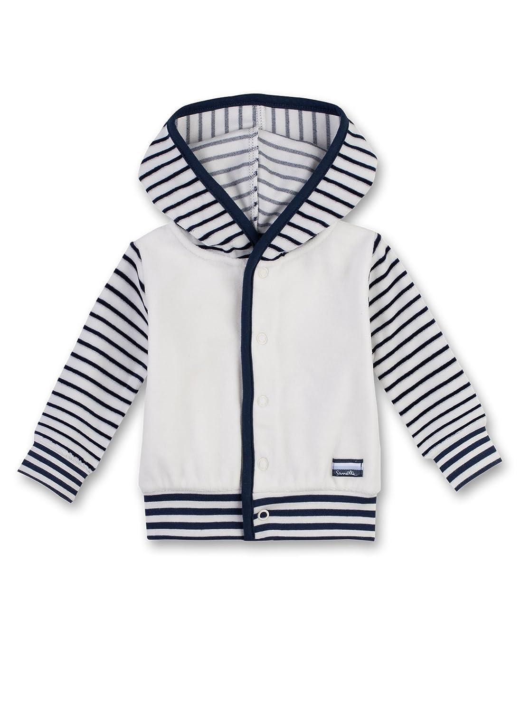 Sanetta Baby-Jungen Kapuzenpullover 901497