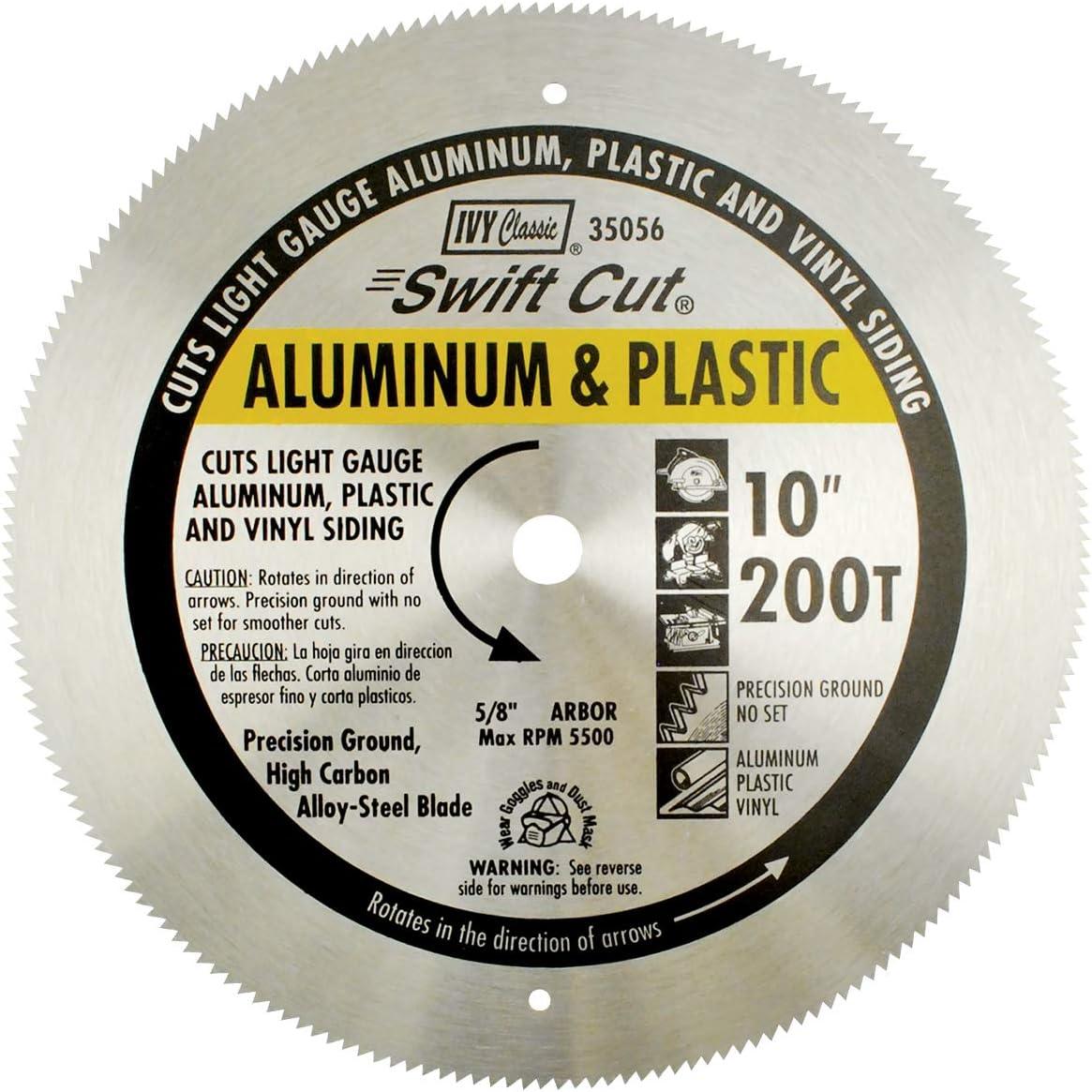 IVY Classic 10-Inch Circular Saw Blade