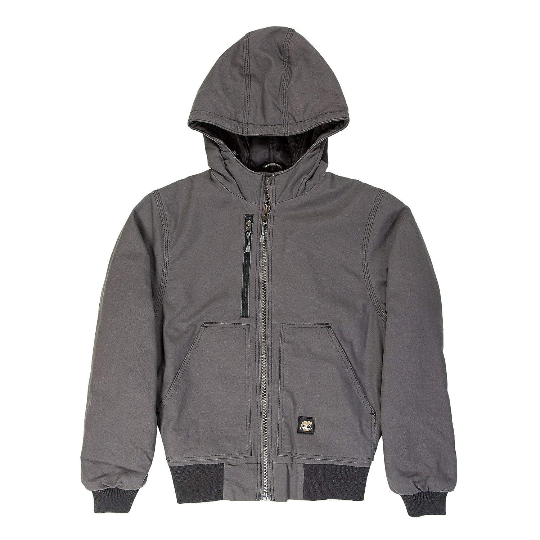 Berne Mens Modern Hooded Jacket