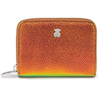 Monedero Mediano Dorp Iriscente Naranja (095960340)