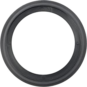 CURT 83720 Black Plastic Tie Down Anchor Backing Plate Trim Ring for CURT #83710