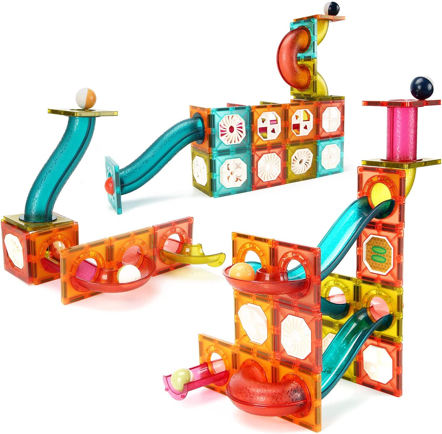Magnetic Tiles Magnetic Blocks Building Toys
