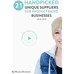 21 Handpicked Unique Suppliers for Handmade Businesses 2018 - 2019: An Exclusive Guide To Fuel Etsy Selling Success and…