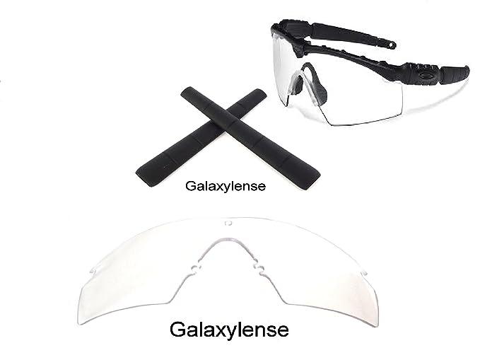 Galaxy lentes transparentes de repuesto + marco de earsocks para ...