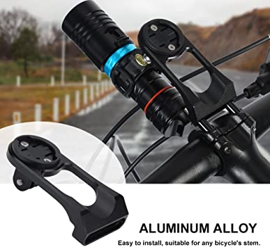 Cycling Out Front Handlebar Mount Extend Bracket for Bike Computer Camera
