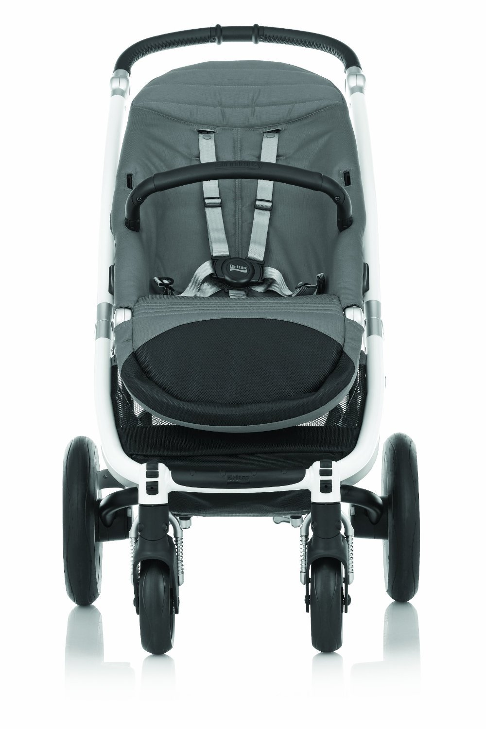 Britax Affinity - Chasis + asiento, color blanco: Amazon.es: Bebé