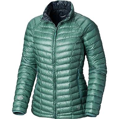 94119b110b Mountain Hardwear Ghost Whisperer Reversible Jacket - Women's Lake Shore  Blue/Zinc, ...