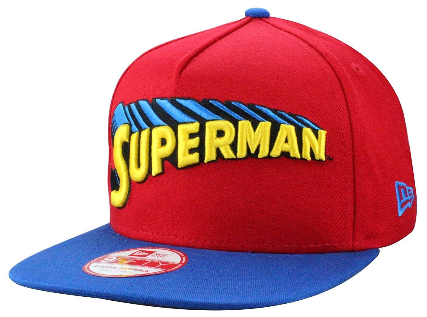 A NEW ERA Era - Gorra de béisbol - para hombre multicolor SUPERMAN ...