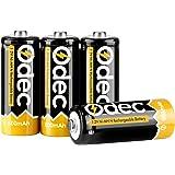 Odec 単5電池 ニッケル水素充電池 600mAh 1.2V ディープサイクル ――4パック