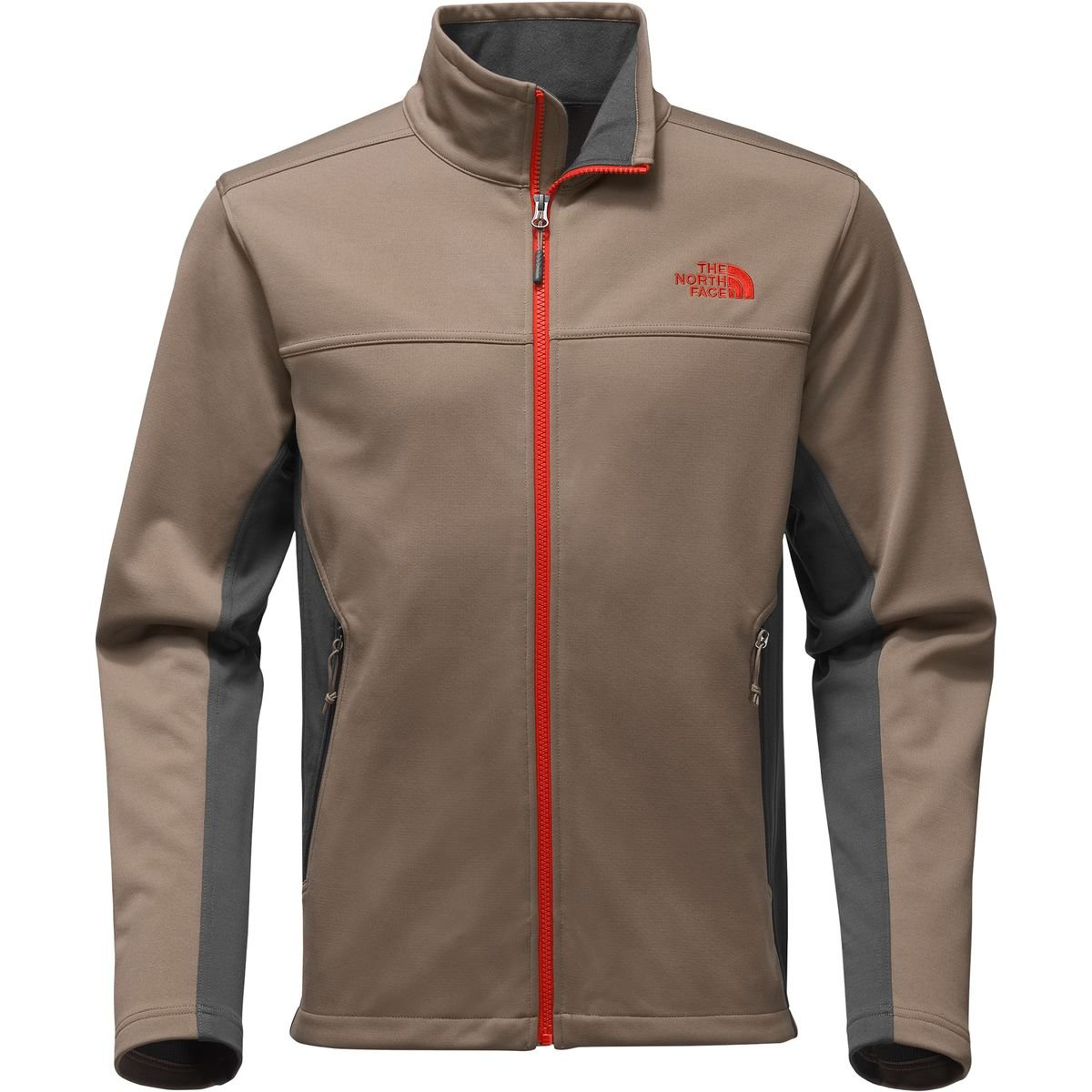 The North Face Men's Apex Canyonwall Jacket - Falcon Brown/Asphalt Grey - XL (Past Season) by The North Face