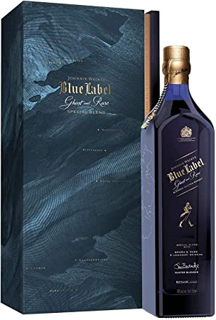 Johnnie Walker - Blue Label Ghost and Rare Series - Brora & Rare - Whisky