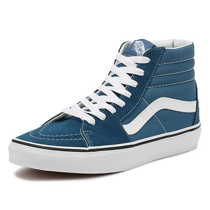 Vans Unisex-Erwachsene Authentic Low-top Blau Corsair True White