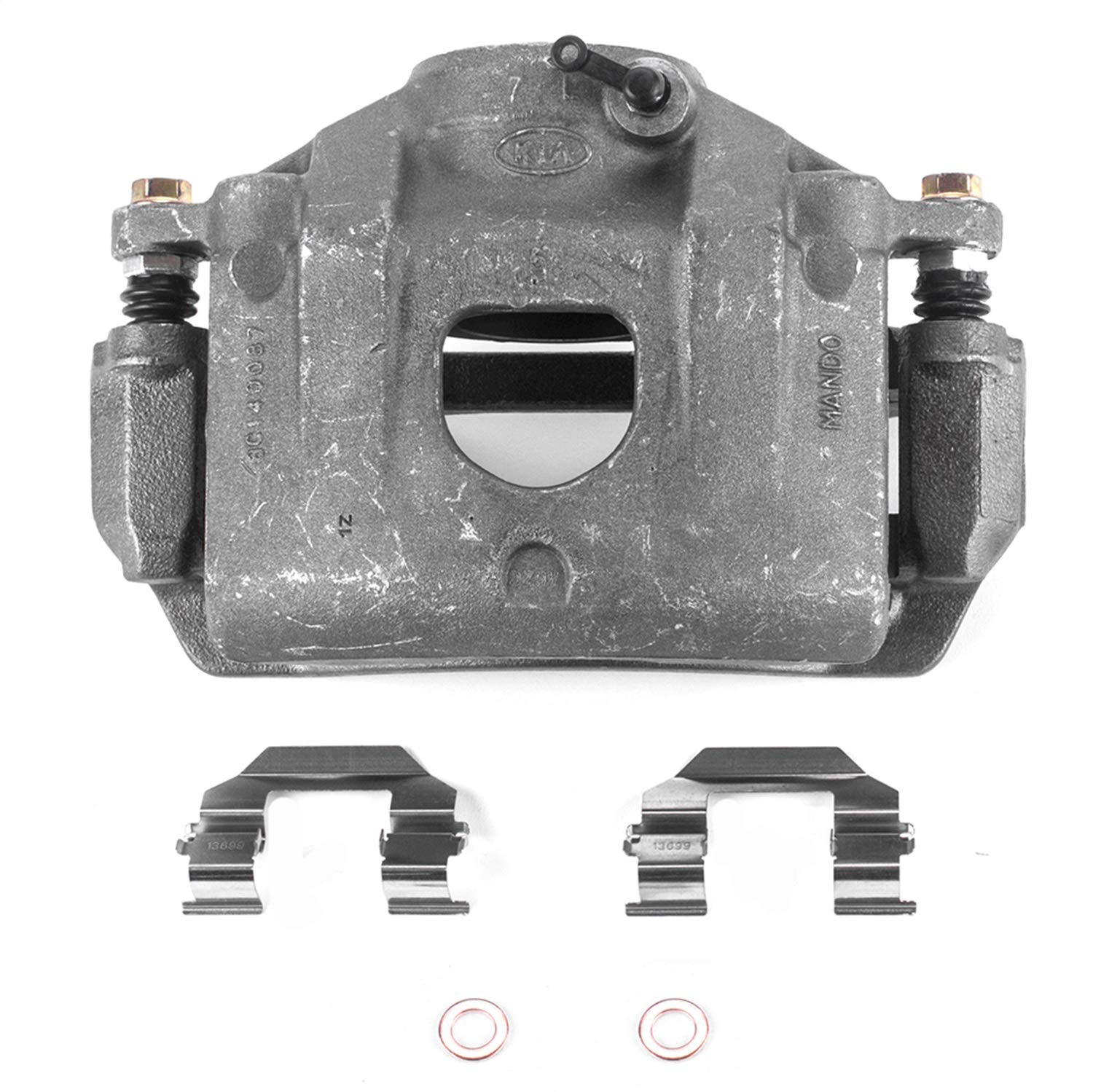 Power Stop L2980 Autospecialty Stock Replacement Caliper-Front