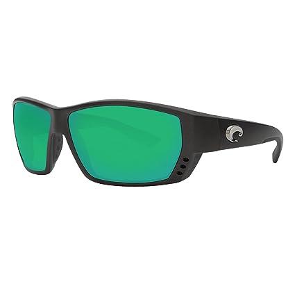 05b284eaaec Costa Del Mar Costa Del Mar TA188OGMGLP Tuna Alley Green Mirror 580G Steel  Gray Metallic Frame