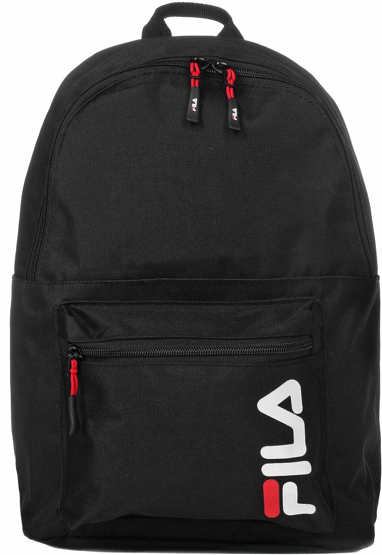 Fila - Urban Line Backpack Scool, Mochilas Unisex adulto, Negro (Black), 15.5x42.5x29 cm (B x H T): Amazon.es: Zapatos y complementos
