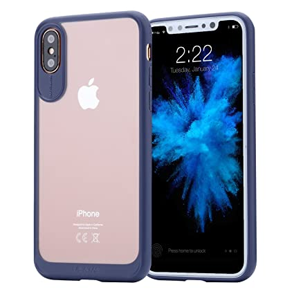 Sweepstake iphone x case clear thin